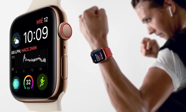 Apple retira la actualización de watchOS 5.1 por un bug que bloquea el Apple Watch.