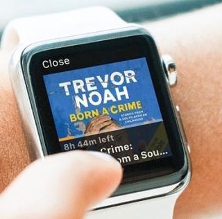 Reproduce audiolibros desde tu Apple Watch sin usar el iPhone con Audible