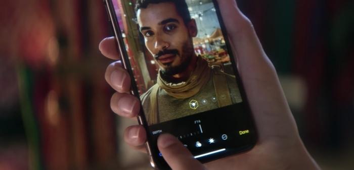 Actualización para los iPhone XS y mejoras con el efecto bokeh