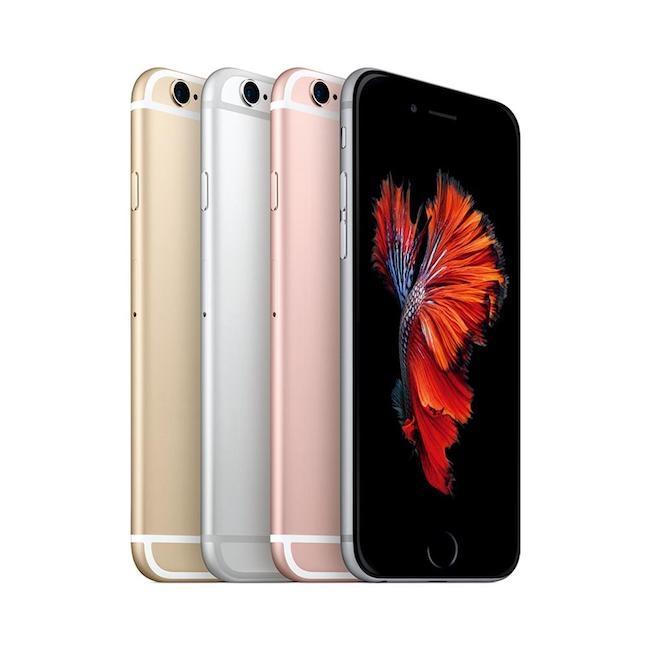 Compra un iPhone 6s al mejor precio