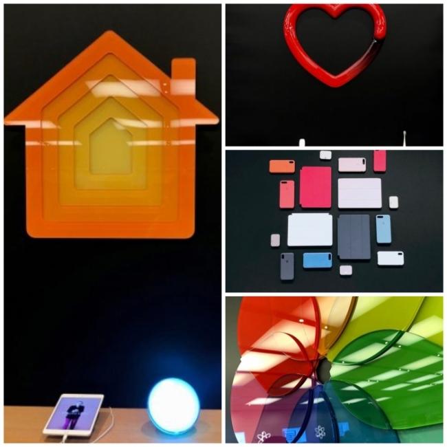 Nuevos iconos en las Apple store