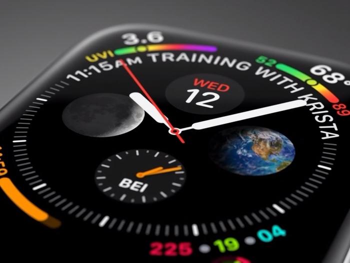 Fitbit se desploma tras la presentación del Apple Watch 4
