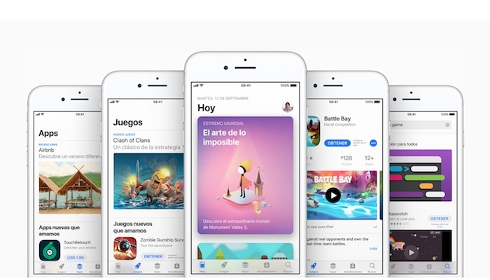 Cambios de Políticas de Privacidad en todas las apps del App Store