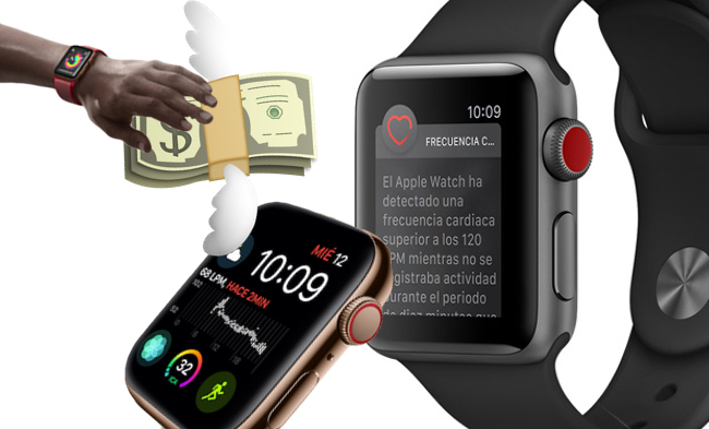 ¿Qué Apple Watch comprar? Comparamos el Series 3 y el 4 y valoramos la opción con LTE