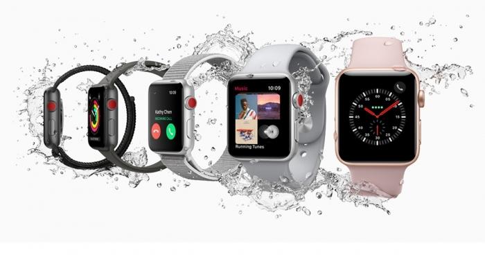 El Apple Watch desde su primer a su cuarta generación