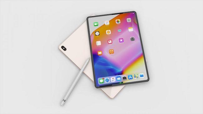 Pistas en iOS confirman un nuevo iPad sin botón Home