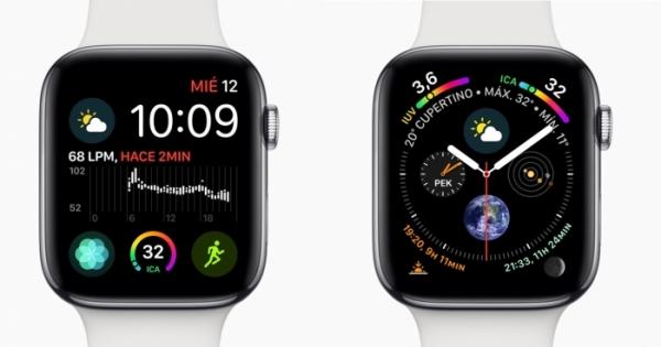 Apple Watch Series 4 y el error del horario de verano