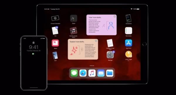 Concepto de iOS 13