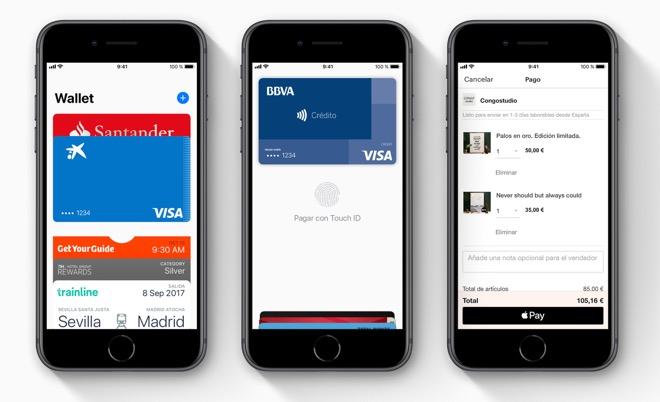 Apple Pay Cash llegará a algunos países de Europa muy pronto. Y sí, España está incluída.