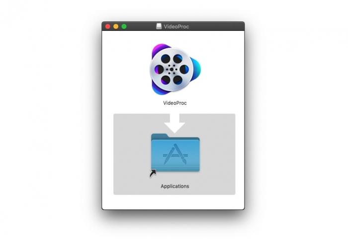 VideoProc: instalación