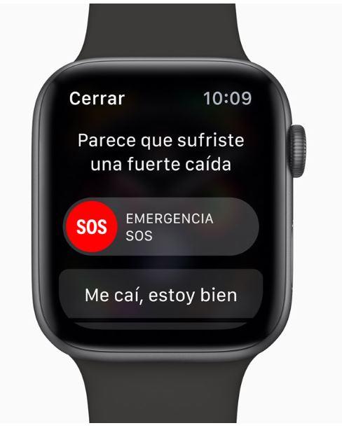 El Apple Watch Series 4 salva a un hombre en Suecia gracias a la función de detección de caídas