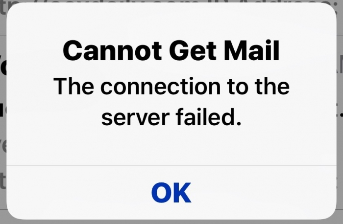 Mail de iOS: Como solucionar los errores habituales en la aplicación