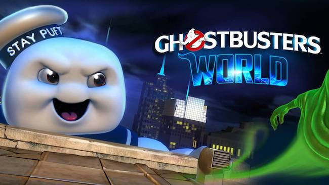 Ghostbusters World ya disponible para iOS y Android