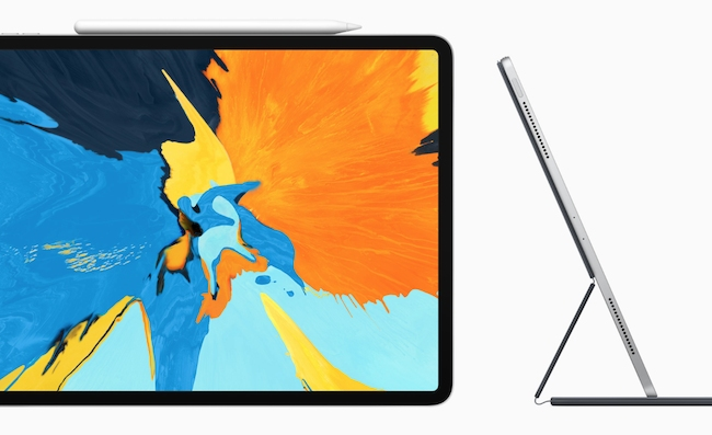 iPad pro 2018 apple pencil