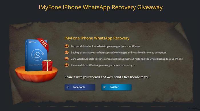 imyfone whatsapp recovery