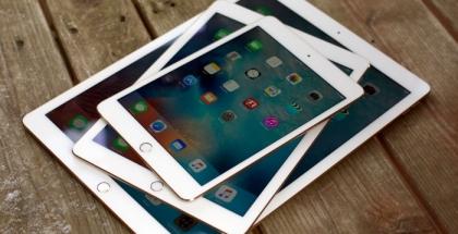 Las ventas de tabletas descienden