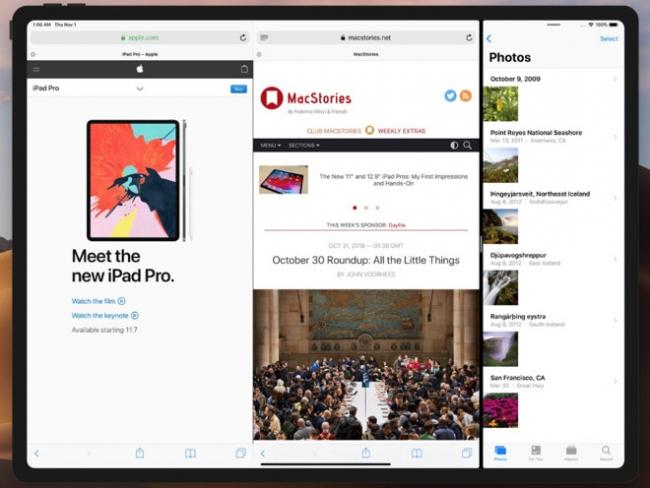 iPad Pro más grande