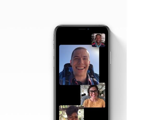 Cómo usar FaceTime Grupal en iPhone y iPad