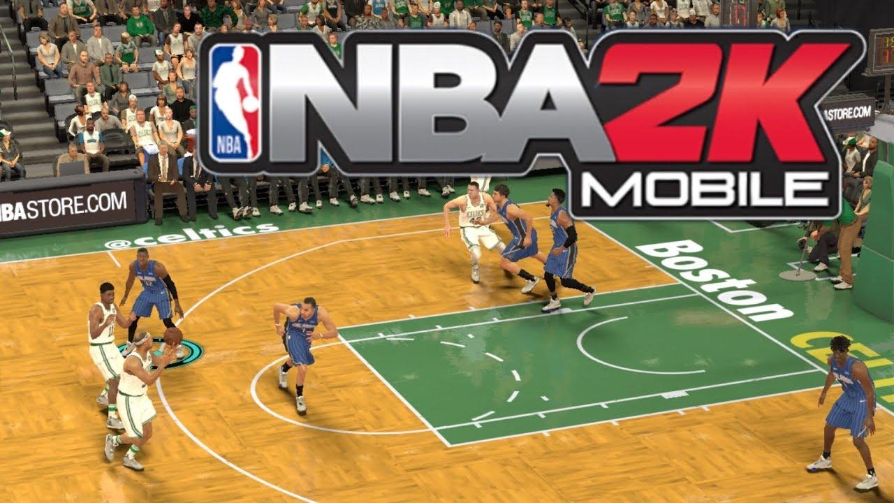 La actualización de NBA 2K