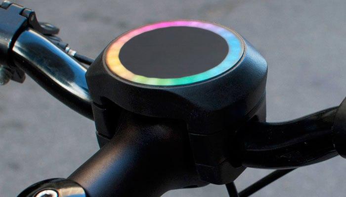 SmartHalo para tu bici