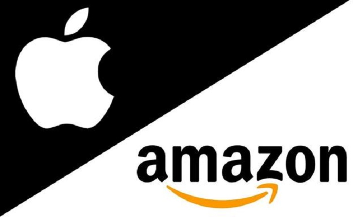 Amazon y Apple llegan a un acuerdo comercial