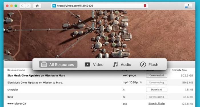VideoDuke descargar videos en Mac-1