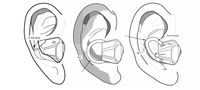 Sensores biométricos en auriculares de Apple