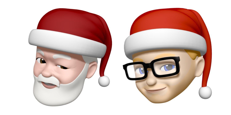 Animoji de Santa