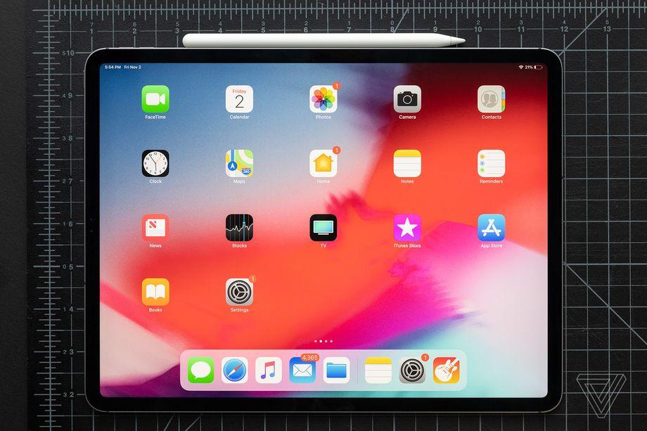iPad Pro estan ligeramente doblados