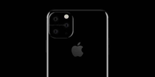 Rumor triple cámara nuevo iPhone