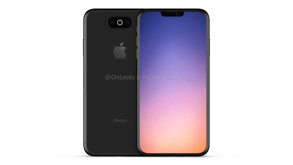 Rumor iPhone 11