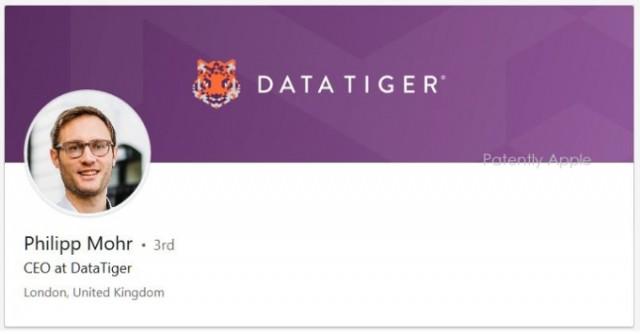 Apple compra DataTiger