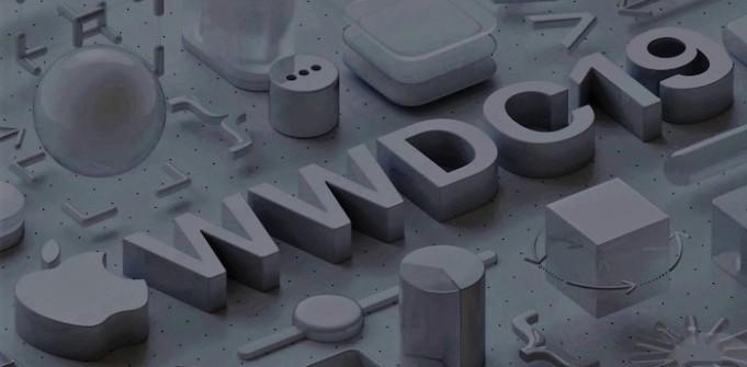 WWDC del 2019