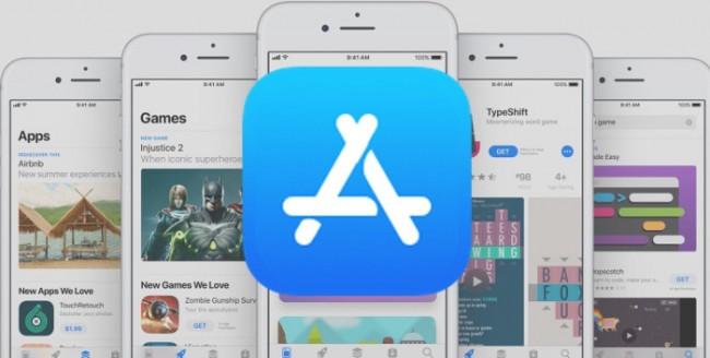 Apps en la App Store