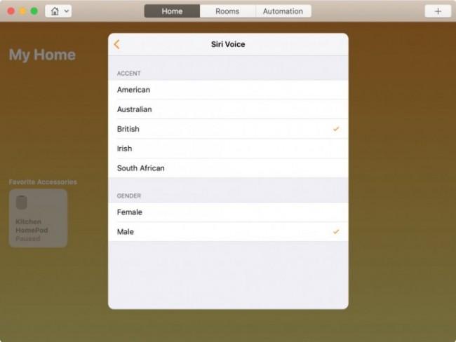 ¿Cómo cambiar el idioma y la voz de Siri en el HomePod?