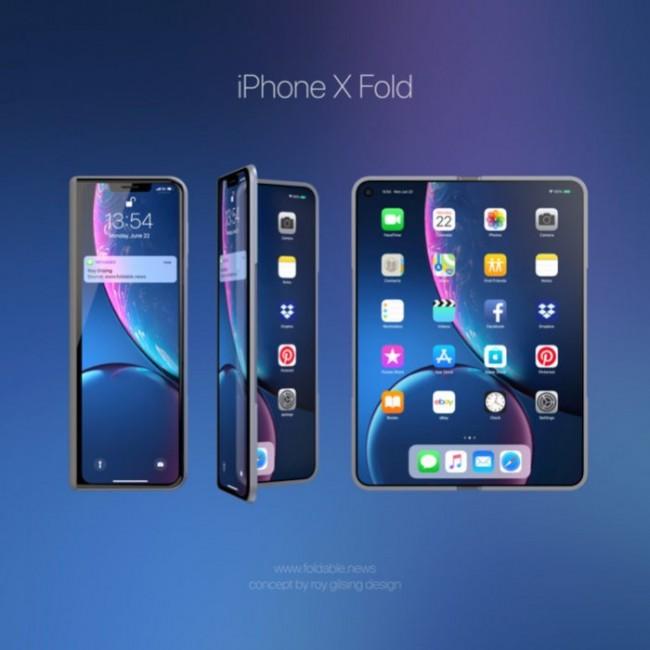 iPhone-x-foldable-diseño-presentacion