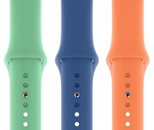 Correas para el Apple Watch nuevos colores