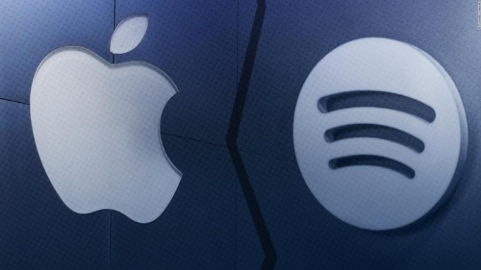 Spotify queja