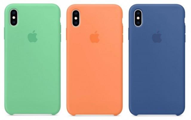 Nuevo colores de fundas para iPhone