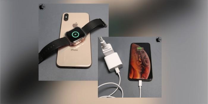 Carga inalambrica en iPhone 11