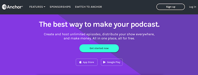 Página-de-Anchor-Podcast