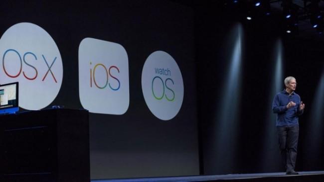 Apple software