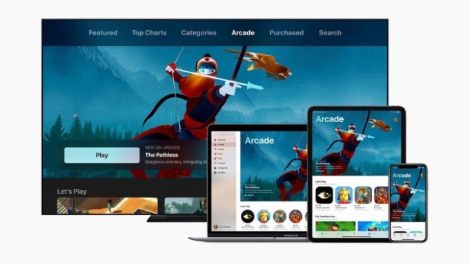 Apple invierte en Apple Arcade