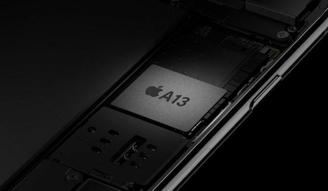iPhone XI chip A13