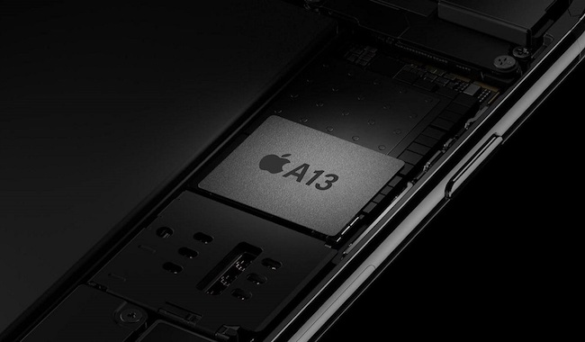 iPhone XI chip A13