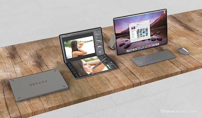 Mac/iPad híbrido concepto