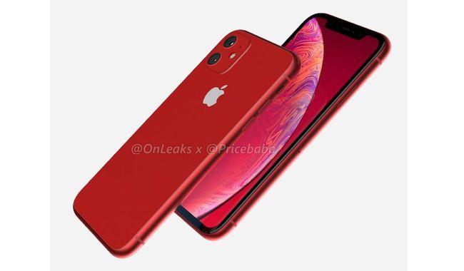 iPhone XR 2019 OnLeaks