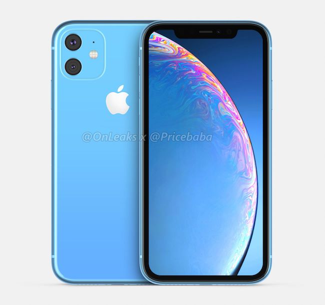 iPhone XR azul 2019