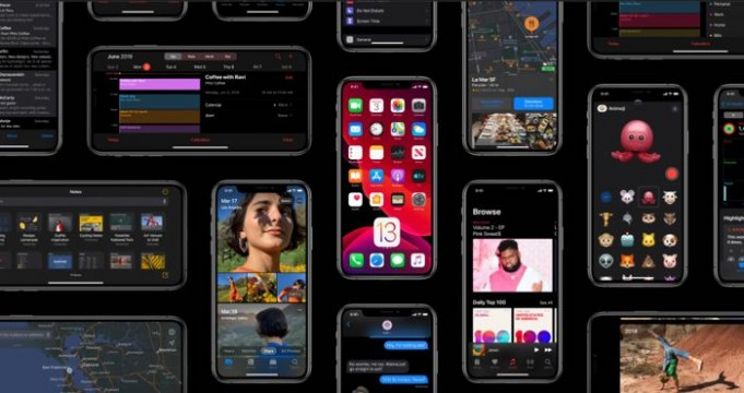 Beta pública iOS 13