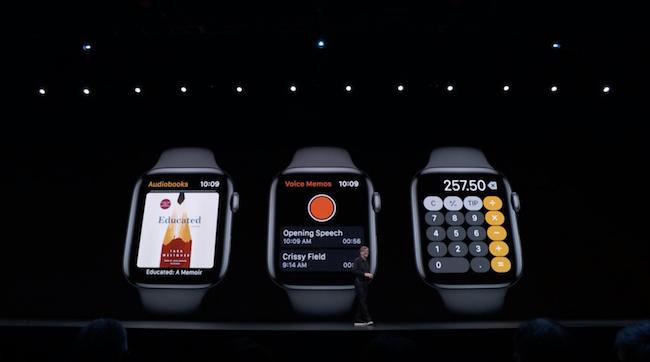 Nuevas apps watchOS 6